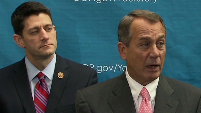 Boehner: The far right is using Americans