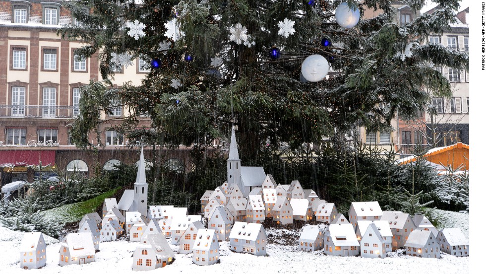 Strasbourg's Christmas program is packed with concerts and a special selection of cultural events.