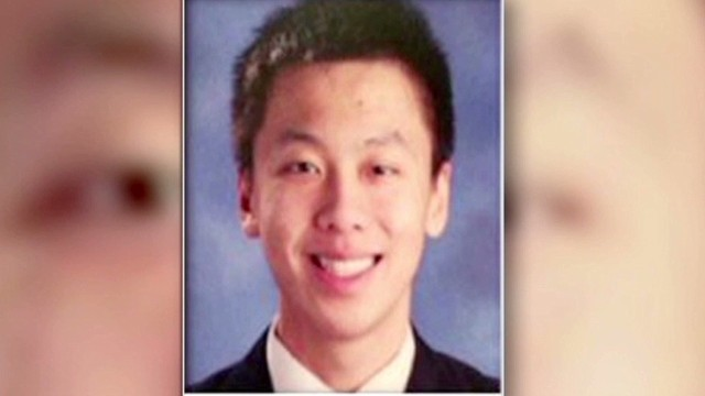 "Baruch College freshman Chun ""Michael"" Deng, 19, died in December."