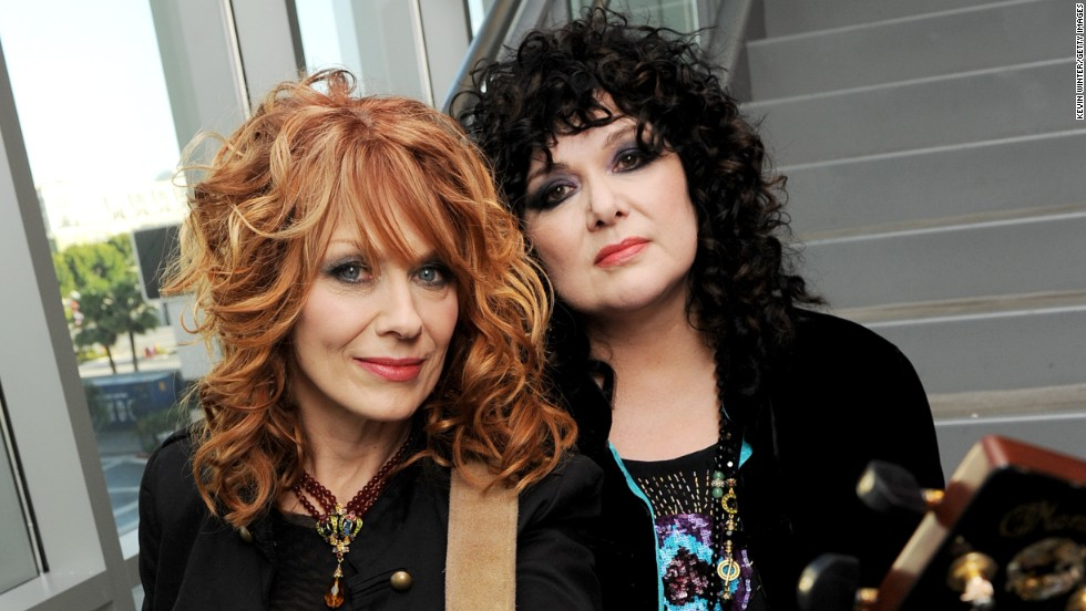 "On December 7, sisters Ann and Nancy Wilson <a href=""https://twitter.com/officialheart/status/409569032379977728"" target=""_blank"">tweeted</a>, ""Heart has chosen to decline their forthcoming performance at SeaWorld on 2/9/14 due to the controversial documentary film 'Black Fish.' "" Nancy, left, <a href=""https://twitter.com/NancyHeartMusic/status/409210287514853377"" target=""_blank"">wrote</a>, ""The Sea World show was planned long ago as an Orlando show. Had we known, we'd have said no then. We said no today. Love you all."""
