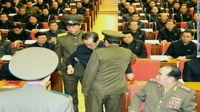 Uncle of North Korea leader executed