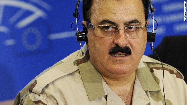 Syrian rebel leader denies he fled