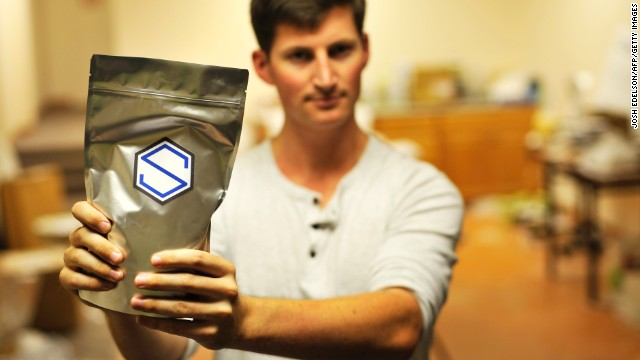 "Soylent creator and CEO Rob Rhinehart says he'd like to take on world hunger, ""but we have to be profitable first."""