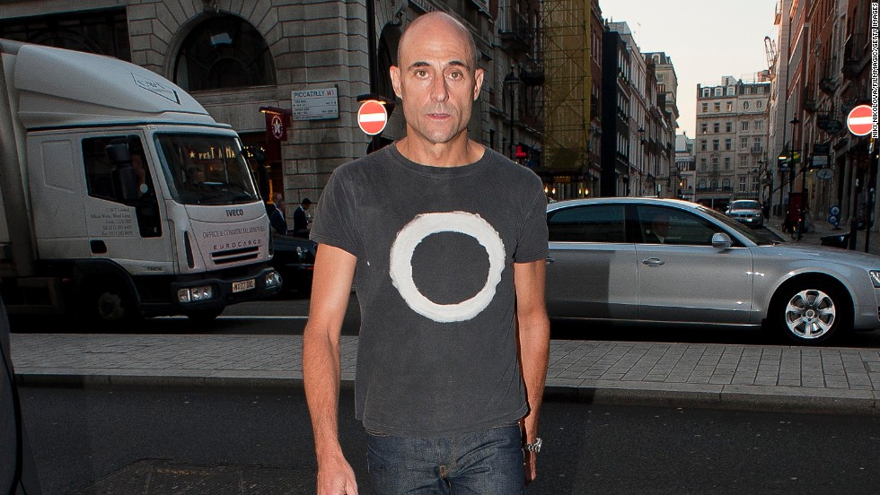 "Actor Mark Strong, who played villains in the movies ""Kick-Ass,"" ""Green Lantern"" and ""John Carter,"" turned 50 on August 5."