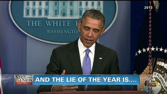 "Is Obama's ""lie of the year"" a GOP win?"