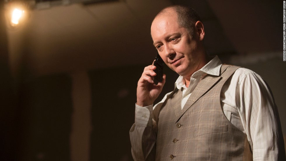 "<strong>""The Blacklist"" Season 1</strong>: NBC hit pay dirt with this series about a brilliant fugitive, played by James Spader, who turns himself in to help authorities capture other criminals. (<strong>Netflix</strong>)"