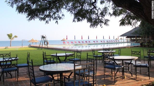 Makokola Retreat Hotel.