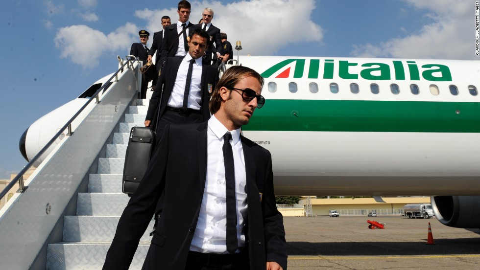 In May, more than 80 baggage handlers working for Italian airline Alitalia were arrested for allegedly stealing items from passengers' luggage.