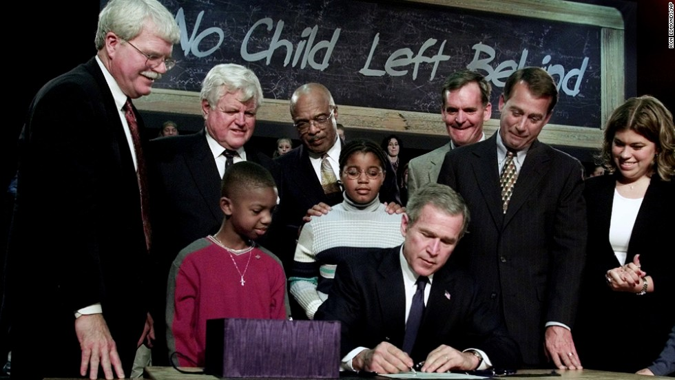A bad sign for Bush