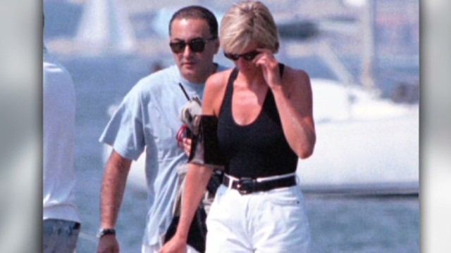 Cops: No evidence of Princess Diana plot