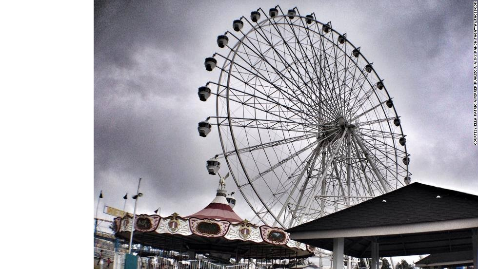 An amusement park in Tagaytay City topped the domestic travel searches in the Philippines, perhaps not what any foreign traveler to the country would expect.