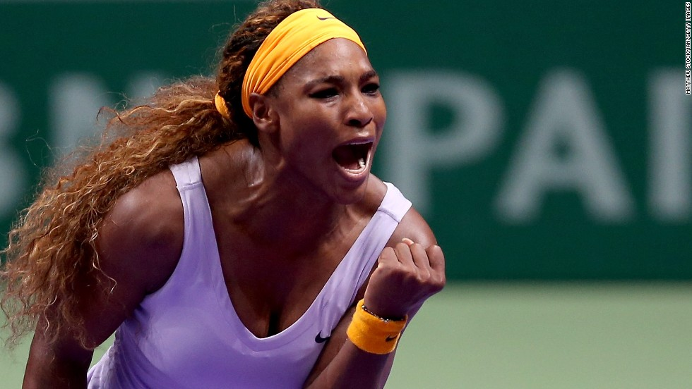 Serena Williams was the most dominant women's player in 2013, compiling a 78-4 record and bagging two majors. Like Federer, she is 32 and owns 17 grand slam singles titles. Her path to more potential majors appears easier than Federer's ...