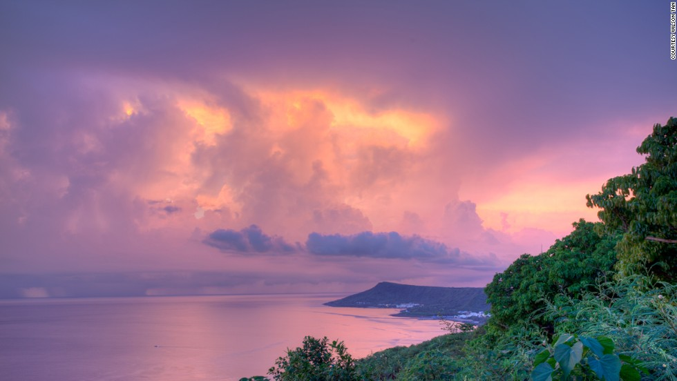 This beautiful national park -- one of our top spots to watch sunsets -- was the most popular among Taiwanese searchers.