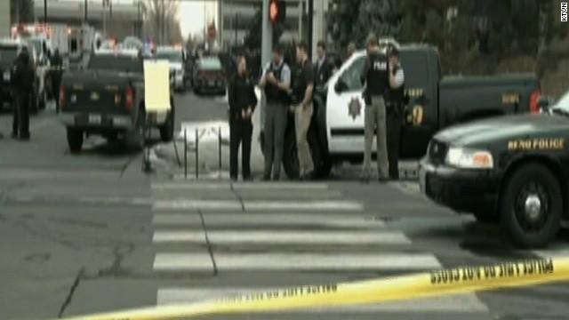 Police: 2 dead, 2 hurt in Reno shooting