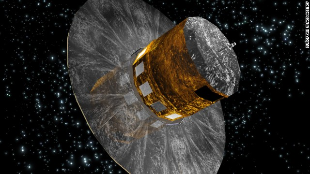 Gaia space telescope's billion pixel camera to map Milky Way