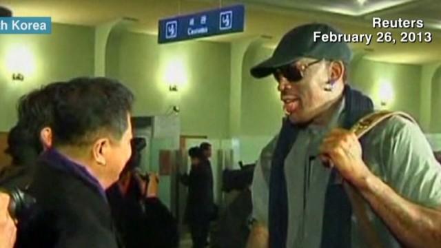 """The worm"" returns to North Korea"