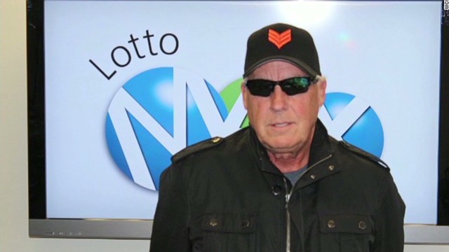 Lotto winner fives 40 million to charity Good Stuff Newday _00000409.jpg