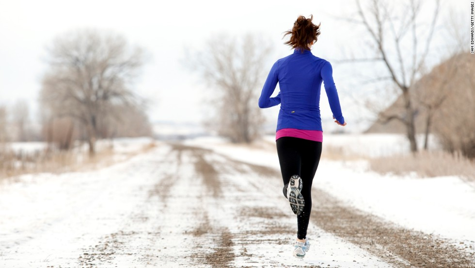 "<strong>Myth: You shouldn't exercise in the cold</strong><br /><br />Get ready to crawl out from under your comforter and run into the great (and yes, cold) outdoors. According to research published in Medicine & Science in Sports and Exercise, in cold temperatures, race times are actually faster -- and quicker paces burn more calories in less time. Plus, that harder, faster workout can spike your endorphin levels -- which, according to a review in Environmental Science and Technology, are already increased just by you being outside. <br /><br />Ready to get started? Follow this guide to <a href=""http://www.health.com/health/gallery/0,,20753416,00.html"" target=""_blank"">running in the cold</a>."