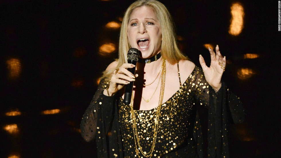 "It's a good thing that Barbra Streisand has taken her time saying ""farewell"" to her fans: the singer just set a Billboard record with her latest release, ""Partners."" Over the years, Streisand has become infamous for her goodbye tours. The entertainer gave<a href=""http://abcnews.go.com/Entertainment/story?id=113477&page=1#.UL-muuQ83To"" target=""_blank""> a farewell tour in 2000</a>, only to come back for <em>another <a href=""http://popwatch.ew.com/2006/03/22/memories_of_the/"" target=""_blank""></em>""this-is-it-really this-time"" tour in 2006. </a>But no one told Babs she couldn't go home again, and so in 2012, <a href=""http://www.nydailynews.com/new-york/brooklyn/streisand-babulous-barclays-center-article-1.1181488"" target=""_blank"">she lit up the Barclays Center in Brooklyn</a> with a set of shows."