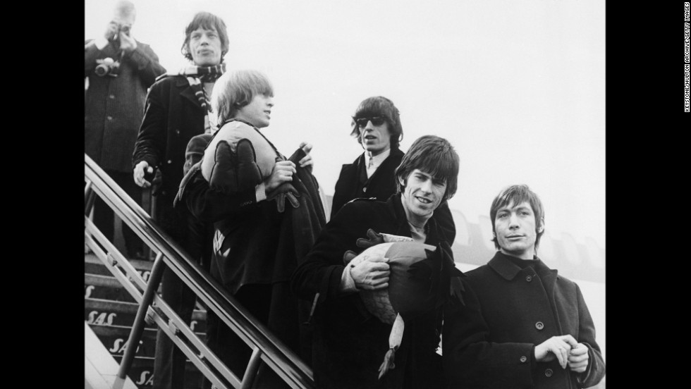 "In the case of the Rolling Stones, we think it's the rumor mill that wants the band to retire more than the members themselves. <a href=""http://music-mix.ew.com/2010/07/26/rolling-stones-not-retiring/"" target=""_blank"">Every so often</a>, <a href=""http://www.theguardian.com/music/2012/jun/18/rolling-stones-glastonbury"" target=""_blank"">there'll be a questioning whisper</a> of <a href=""http://www.usatoday.com/story/life/music/2013/05/04/rolling-stones-friday-la-tour-launch-review/2131355/"" target=""_blank"">which performance will be their last</a>, but A) <a href=""http://www.telegraph.co.uk/news/celebritynews/9762879/Rolling-Stones-will-never-retire-declares-newly-married-Ronnie-Wood.html"" target=""_blank"">they've already said they don't believe in retirement</a> and B) with a band name like the Rolling Stones, what do you think they're going to do?"