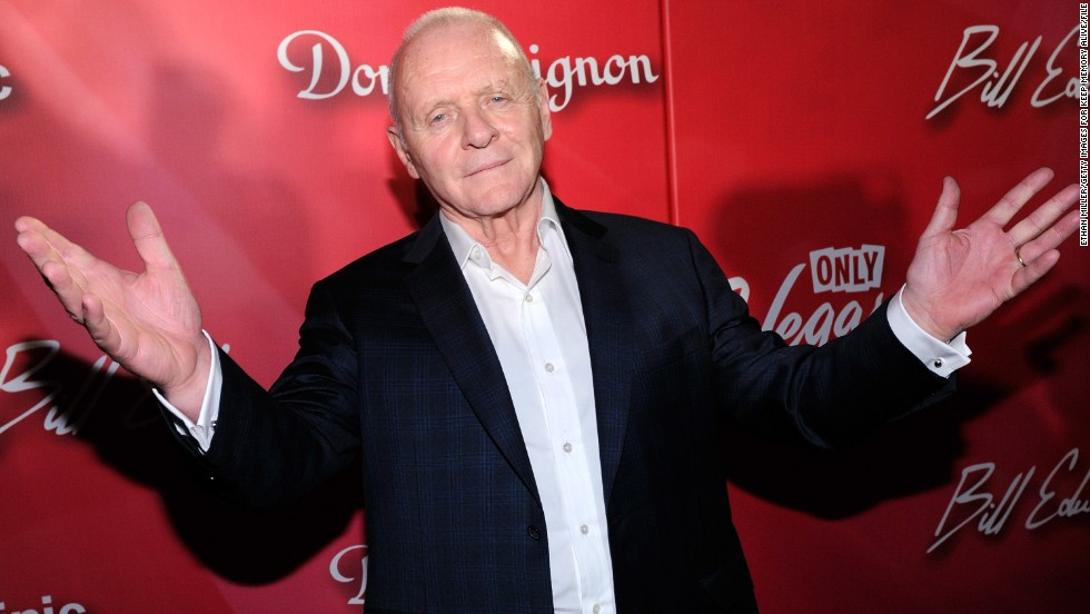 "If you catch wind of Anthony Hopkins talking about retirement, you can be pretty sure he's pulling your leg. <a href=""http://www.people.com/people/article/0,,615826,00.html"" target=""_blank"">The rumors have persisted</a> over the years, but the Oscar winner has kept right on working well into his 70s. As he told the <a href=""http://www.dailymail.co.uk/home/event/article-2452407/Thors-Anthony-Hopkins-Im-great-actor-Im-fluke.html"" target=""_blank"">Daily Mail in October 2013</a>, ""I never slow down because I love to work."""