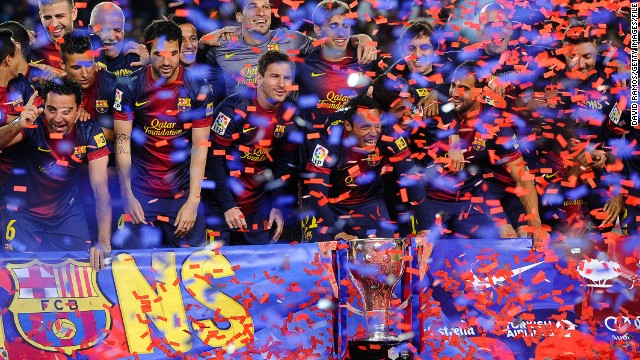 Spanish champions Barcelona and their fierce rivals Real Madrid are being investigated by the European Commission.