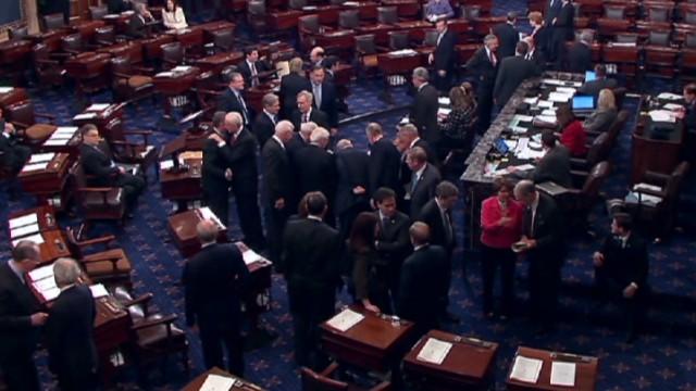 Senate passes budget plan