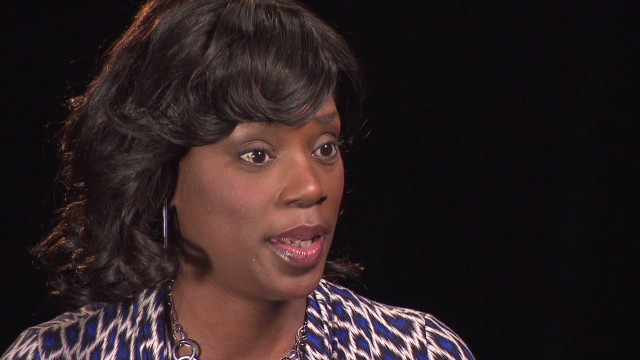 Antoinette Tuff: 'It wasn't a game'