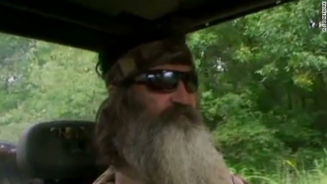 'Duck Dynasty' star on homosexuality