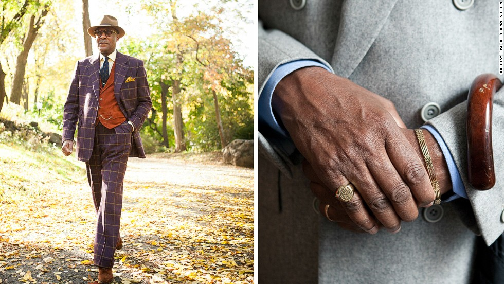 "<em>Dr. Andre Churchwell</em><br /><br />Dr. Churchwell, a cardiologist at Vanderbilt Hospital in Tennessee, is the very embodiment of a gentleman. His grace of manner recalls something from a Cary Grant film, but his inspiration comes from his father who taught him that dressing was about dignity and professionalism. ""We saw the respect he commanded,"" says Churchwell, ""People thought 'he must be something other than a laborer or a doorman.'"""