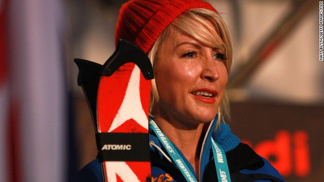 Heather Mills announced in late 2010 she was bidding to make the British Paralympic team for the 2014 Games.