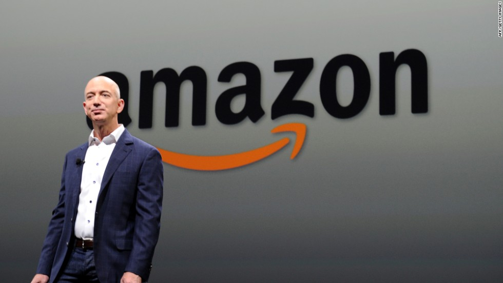 Amazon and CEO Jeff Bezos were expected to introduce the company's first smartphone on Wednesday. Analysts predict the handset will have a 3-D screen.