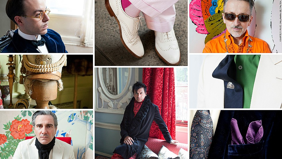 "How to define a dandy? Today they come in all ages, nationalities, races, occupations and sartorial styles, but all share an obsession with elegance, which they express in ways unique to them. That's the conclusion the authors of the new book<strong><a href=""http://shop.gestalten.com/dandy.html"" target=""_blank""> I am Dandy: The Return of the Elegant Gentleman</a></strong> came to, as they tracked down the globe's most stylish gentlemen. <br /><br />Here, writer <a href=""http://livesofthedandies.blogspot.com/"" target=""_blank"">Nathanial Adams</a> and photographer <a href=""http://dandyportraits.com/"" target=""_blank"">Rose Callahan</a> introduce us to their favorite, most eccentric dandies from around the world."