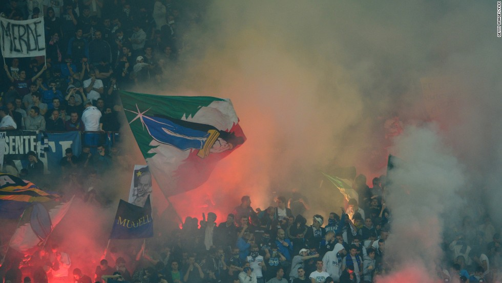The Italian Football Federation decided in August to introduce stadium closures for incidents of territorial discrimination rather than the usual fines. This puts too much power in the hands of a club's hardcore fans, according to Juventus president Andrea Agnelli.