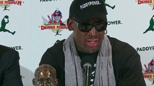 Rodman: North Korea trip was 'awesome'