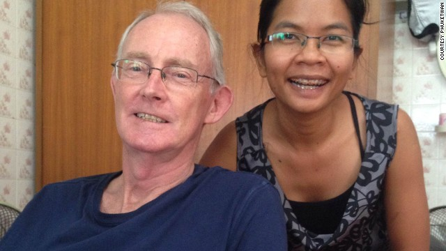 Phuketwan journalists, Alan Morison and Chutima Sidasathian, are facing criminal defamation charges over a posting on people smuggling.