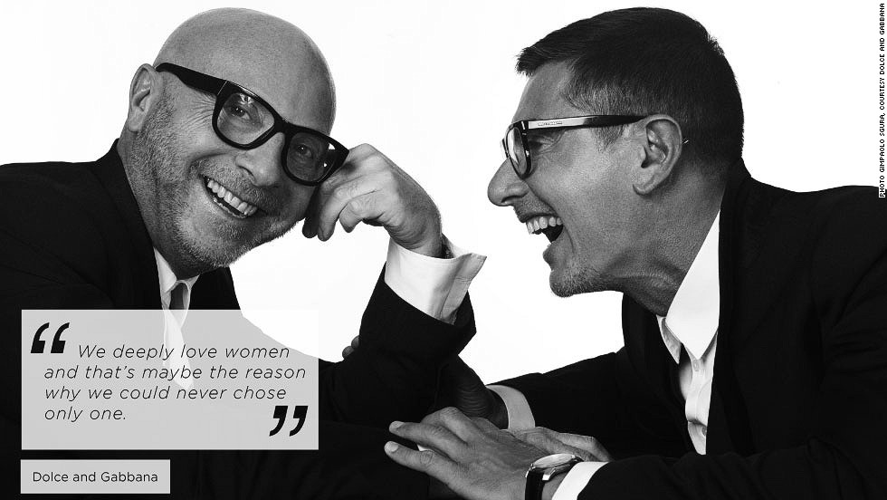 a biography of domenico dolce and stefano gabbana the italian fashion designers Dolce and gabbana - download as  by two people domenico dolce and stefano gabbana which is known all  started their own fashion-  where he met domencio dolce.