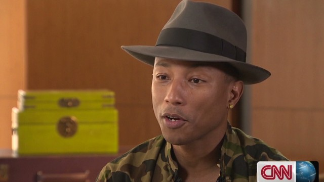 Pharrell Williams' recipe for success
