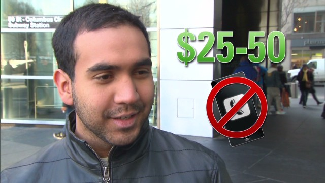 What would you pay to silence cell phones on airplanes?
