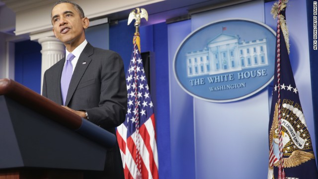Obama: I'm confident NSA isn't snooping