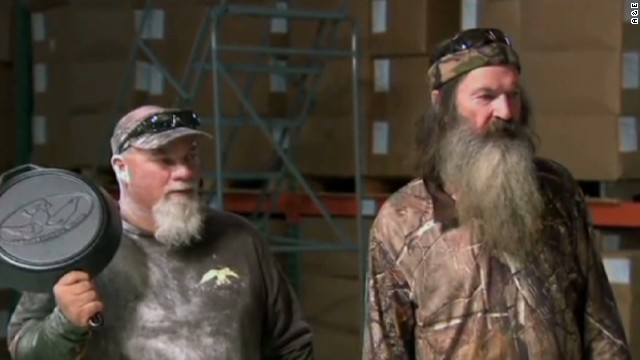 Millions at stake in 'Duck Dynasty' fight