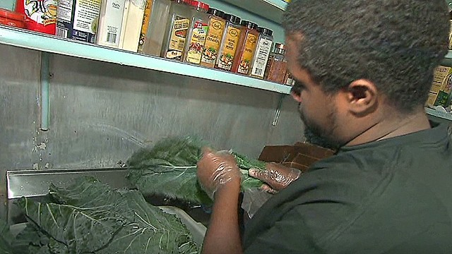 BBQ joint offers life lessons for youth