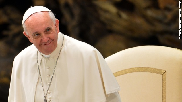 Pope to priests: Cut the gossip