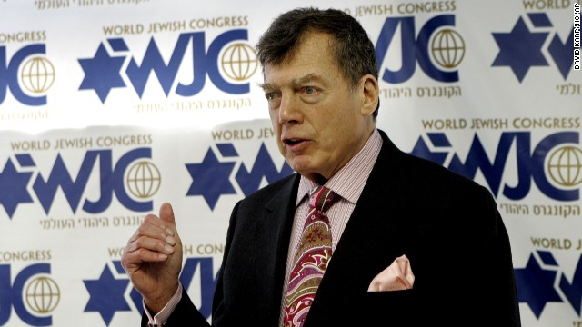 Edgar M. Bronfman Sr. devoted much of his life to advocating for Judaism and Jewish causes.