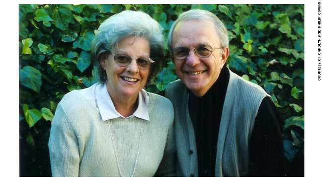 Carolyn Pape Cowan and Philip cowan