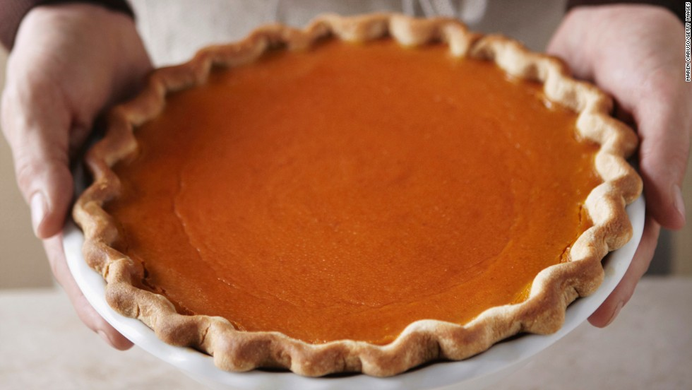 "Don't let the pies fool you. One cup of this good-for-you gourd contains a mere 46 calories and 3 grams of fiber, according to the USDA. Plus, pumpkin is an excellent source of the antioxidant beta-carotene, which fights the oxidative stress and inflammation in the body that's linked to increased fat storage, Gidus says. <br /><a href=""http://www.health.com/health/gallery/0,,20733895,00.html"" target=""_blank""><br />Health.com: Best and worst pumpkin-flavored treats</a>"