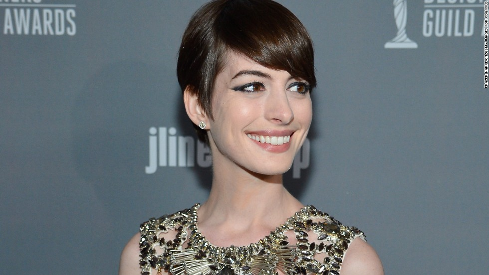"<strong>No. 9</strong>: Perhaps you wanted to show Anne Hathaway some love after she was subjected to a <a href=""http://www.cnn.com/2013/02/28/showbiz/celebrity-news-gossip/anne-hathaway-hate/index.html?iref=allsearch"" target=""_blank"">post-Oscars hate-fest earlier this year.</a> Hathaway's kept a low profile since the 2013 awards season but considering she didn't make 2012's list at all, No. 9 isn't a bad place to be."