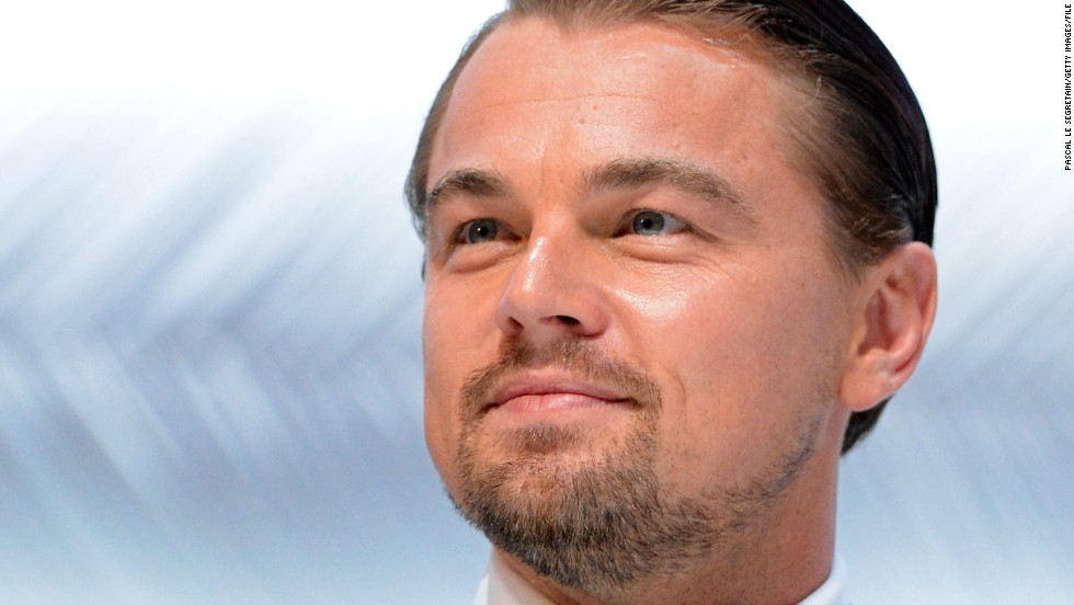 "<strong>No. 10</strong>: The Academy may not drool over Leonardo DiCaprio, but CNN's readers do. After watching the actor take to the big screen in this year's ""The Great Gatsby"" and anticipating his turn in Martin Scorsese's ""The Wolf of Wall Street,"" our readers made sure DiCaprio earned a spot on our list."