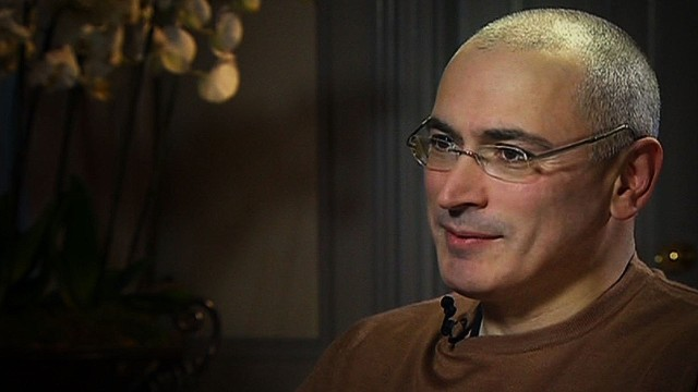 Khodorkovsky not ruling out politics