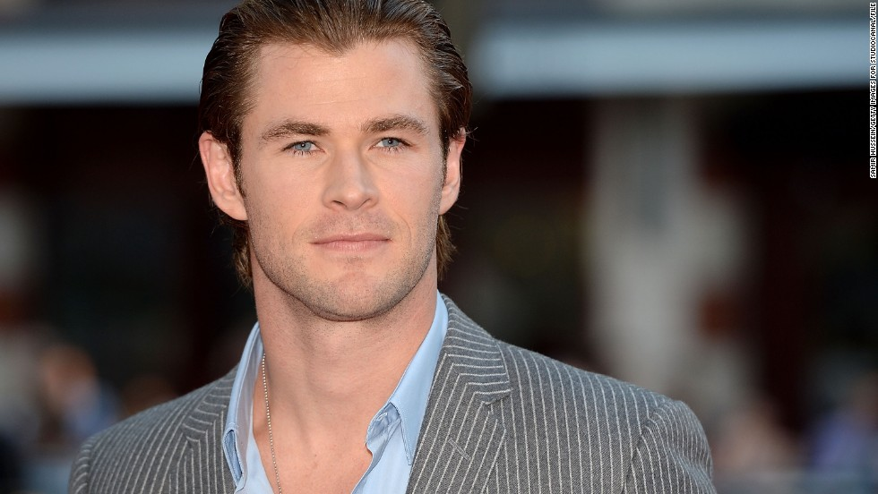 "<strong>No. 5</strong>: Chris Hemsworth has won several hearts with the ""Thor"" franchise, which saw its second installment bow in November, but we think you also voted so highly for Hemsworth because of his work in another acclaimed film, ""Rush."""